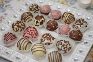 Decorated Cake Pops