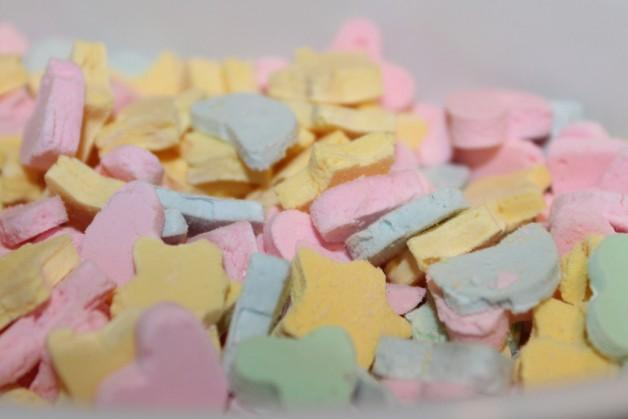 Homemade Lucky Charms